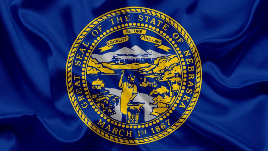 Nebraska State Flag Equality Before the Law