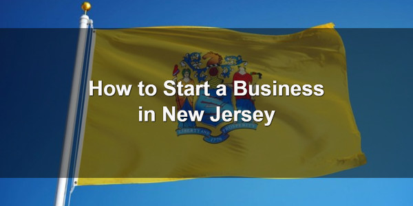 How to Start a Business in New Jersey 1