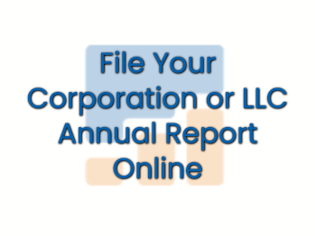 Annual Report Filing Services 1