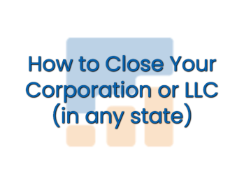 Articles of Dissolution, How to Close a Company 1